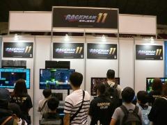 カプコンの定番アクションゲームシリーズ最新作の『ロックマン11』