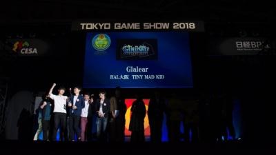 HAL大阪の「Glalear」が大賞を受賞。大賞作品には賞金50万円が副賞として贈呈される