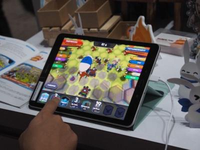 シンガポールの企業もモバイル向けを中心として、PCやVRなど幅広いバリエーションのゲームを提供している。写真はBattleBrew Productionsの『BattleSky Brigade』というゲーム