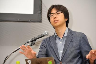 慶應義塾大学大学院 メディアデザイン研究科 准教授の南澤孝太氏