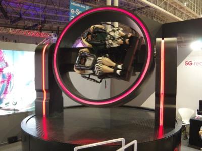 360度回転が注目を集める韓国Sangwhaの『GYRO VR』