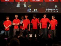日本代表を中心としたドリームチーム