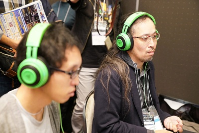 EVO Japanに引き続き、プレーヤーとしても参加。結果は前回より良し