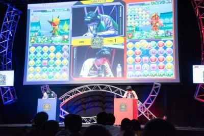 eスポーツの大会は、それぞれが盛況だったからこそ、より広く普及させるための改善点が見えてきたといえる。写真は「パズドラチャンピオンシップ TOKYO GAME SHOW 2018」(写真/小林伸)