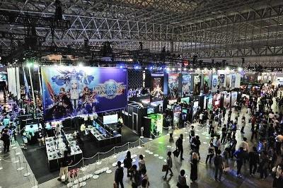 今年の東京ゲームショウは、質実剛健という言葉が似合う展示会だった。ゲームファンは大満足(写真/中村宏)