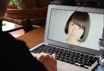 超リアルなCG女子高生 AIは彼女に「魂」を宿すか(画像)