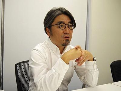 radiko 業務推進室長の青木貴博氏