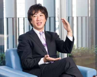 「オンキヨーはスマートスピーカーのもっと先を見ている」と語る八木氏