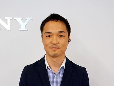 ソニーモバイルコミュニケーションズ Experience Plannerの青山龍氏