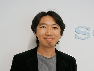 ソニーモバイルコミュニケーションズ ソフトウエア部門の石田明寛氏