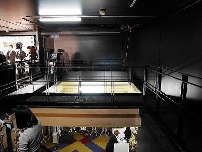 「バンジージャンプVR(仮)」は、奥に見える階段吹き抜け部分に設置される予定