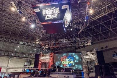 2017年の闘会議もゲーム大会を開催したが、『オーバーウォッチ』の大会で30万円など優勝賞金の規模は大きくなかった。2018年はどうなるか?(写真/シバタススム)