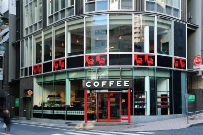 「GORILLA COFFEE(ゴリラ コーヒー)」渋谷店。エソラ池袋にも出店している