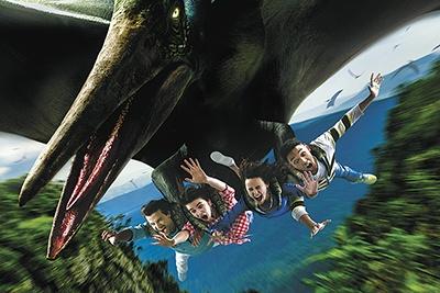 (R)&(C)Universal Studios & Amblin Entertainment (C)&(R)Universal Studios. All rights reserved.