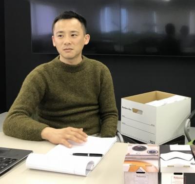 フェローズジャパン、Expansive Teamの加藤永嗣氏