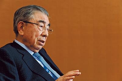セブン鈴木敏文会長インタビュー〈前編〉「いつも転機の連続だった」(画像)