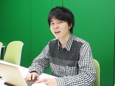 フジテレビジョンの菊竹氏。TIF2017の総合プロデューサーを務める