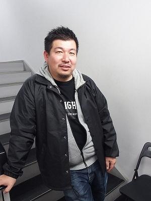 アイドルグループ 山口活性学園をマネージメントしている玉乃井氏
