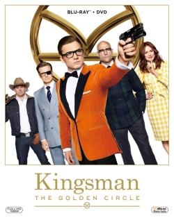 『キングスマン:ゴールデン・サークル 2枚組ブルーレイ&DVD』 (c)2018 Twentieth Century Fox Home Entertainment LLC. All Rights Reserved.
