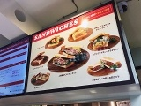 サンドイッチは数種類ある