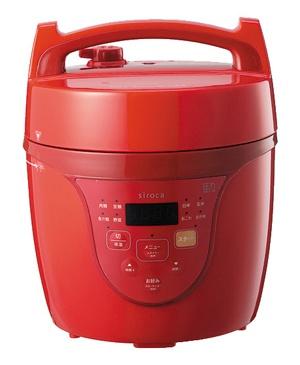 電気圧力鍋 クックマイスター SPC-101 実勢価格1万3950円(税込み)