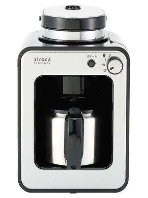 全自動コーヒーメーカー STC-501 実勢価格1万2830円(税込み)