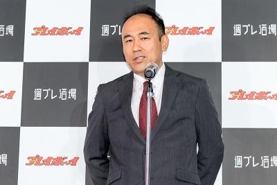 集英社 週刊プレイボーイ編集長 増田真晃氏
