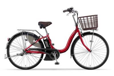 電動アシスト自転車といえばヤマハの「PAS」。日本の法規では、動力のついたのりものは基本的に免許が必要と定められているが、それを覆したヤマハの努力に拍手