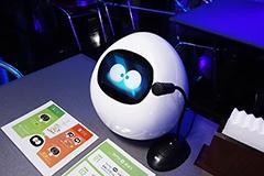 調理担当ロボット以外にもたくさんのロボットが変なレストランにはいる。これは卓上で利用者の相手をするタピア。自己紹介したり、占いをしたりできる。退店するときもタピアから指示をする