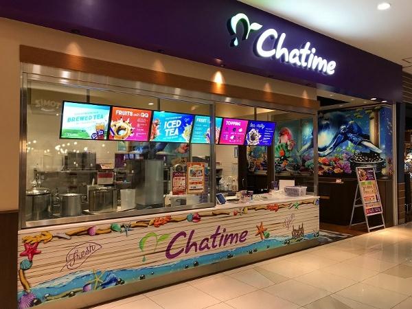 「Chatime(チャタイム)」は2005年4月21日に台湾の新竹県でスタートし、現在29の国と地域で650店舗を展開しているブランド(2018年5月時点)。2013年9月に茨城・つくばに日本1号店をオープン。現在は東京、神奈川、埼玉、栃木など関東を中心に10店舗