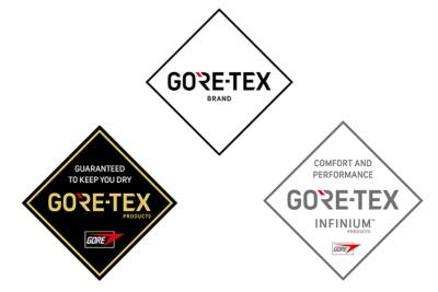 全体を表現するシンプルなロゴを新たに追加し、その中に機能性と快適さを軸とした「GORE TEX INFINIUM(TM) プロダクト」ブランド、従来の防水性を軸とした「GORE-TEX プロダクト」ブランドを発表