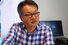 七彩の商品本部長を務める一ノ瀬秀也氏
