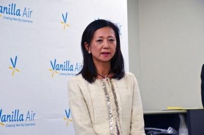 山室副社長はANAや航空連合「スターアライアンス」本部でマイレージプログラムに関する新サービスなどを手掛けた実績がある