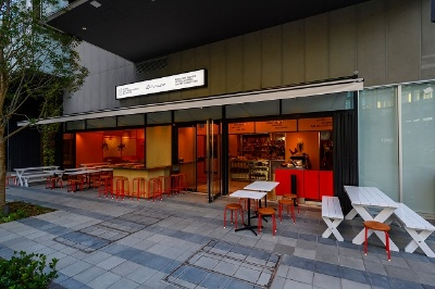 「GH ETHNICA」は、鎌倉のノーザンカリフォルニアレストラン「GARDEN HOUSE」を手がけたTHINK GREEN PRODUCEの新業態