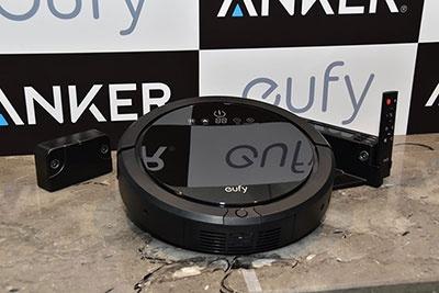 ロボット掃除機の「Eufy RoboVac 20」は、多機能で割安感はある