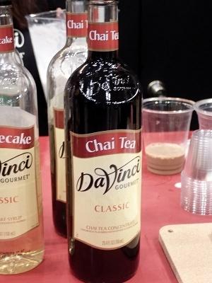 マルカ商事の「ダ・ヴィンチ・グルメ チャイティー」は、ミルクと合わせるだけで本格的なチャイの味になる。衝撃的だ