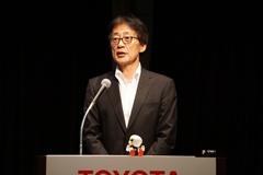 トヨタ自動車 吉田守孝氏