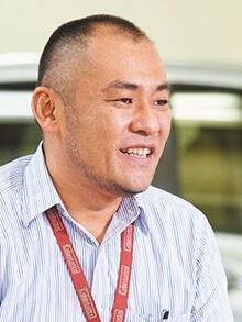 日産自動車 Nissan 第一製品開発本部 Nissan 第一製品開発部 第一プロジェクト統括グループ 課長 高橋誉志隆氏