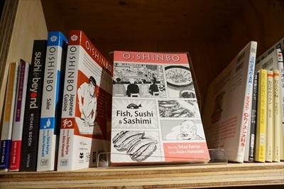 外国人向けの国内旅行情報や日本文化の解説書も多い