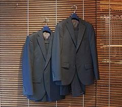 メンズのゲージ服一例
