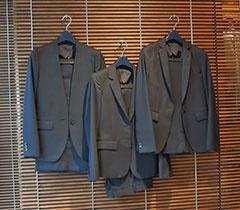 ウィメンズのゲージ服一例