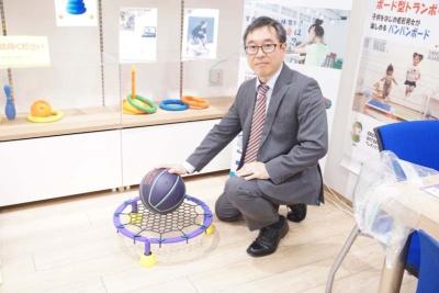 空まめシステムの笈川伸郎社長