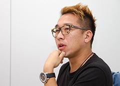 ソニー・ミュージックコミュニケーションズの柳井功治氏
