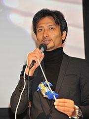 基調講演の第2部には、ロボットクリエーターである高橋氏が登壇