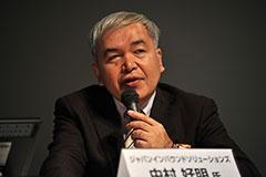 ジャパン インバウンド ソリューションズ 代表取締役社長 中村好明氏