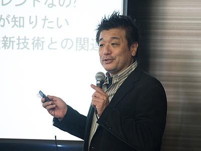 ITジャーナリスト 神崎洋治氏