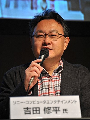ソニー・コンピュータエンタテインメント ワールドワイド・スタジオ(SCE WWS)プレジデント 吉田修平氏