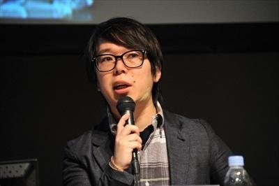DMM .futureworks 代表取締役 黒田貴泰氏