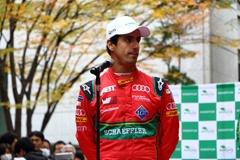 ルーカス・ディ・グラッシ選手は「近い将来、私がレースのために日本に戻ってこられるように願う」と語った