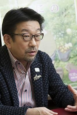 プロデューサーの真木太郎氏